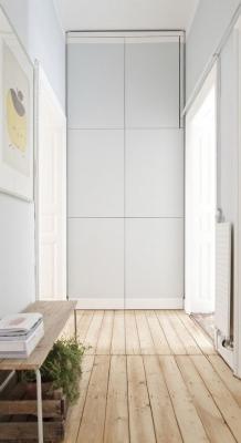 Puitmaterjal, liimpuitkilp, täispuitpõrand, hööveldatud laud - materjalid skandinaavia stiilis kodus29