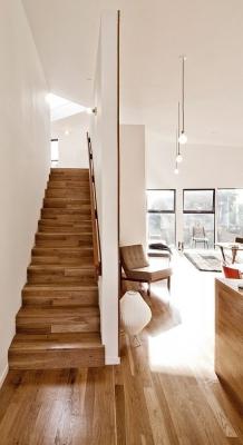 Puitmaterjal, liimpuitkilp, täispuitpõrand, hööveldatud laud - materjalid skandinaavia stiilis kodus41