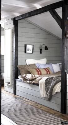 Puitmaterjal, liimpuitkilp, täispuitpõrand, hööveldatud laud - materjalid skandinaavia stiilis kodus60