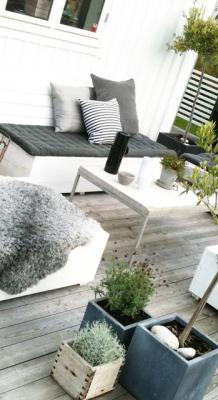 Puitmaterjal, liimpuitkilp, täispuitpõrand, hööveldatud laud - materjalid skandinaavia stiilis kodus66