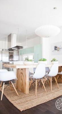 Puitmaterjal, liimpuitkilp, täispuitpõrand, hööveldatud laud - materjalid skandinaavia stiilis kodus678