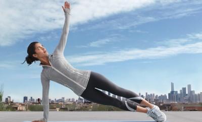 keharaskusega treening