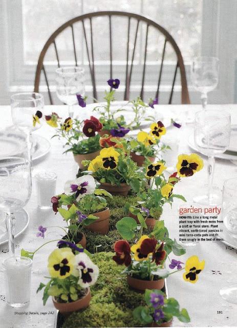laua kaunistused