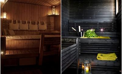 sauna kujundus