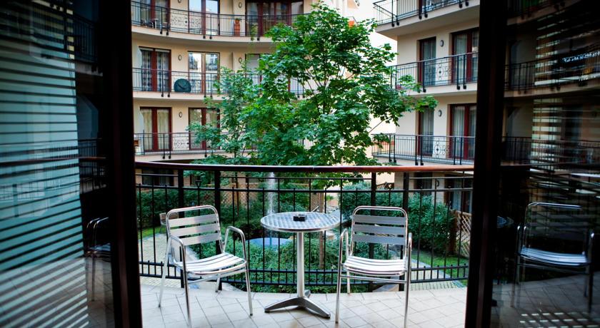 hotell Budapestis