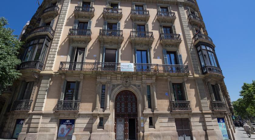 hotell Barcelonas