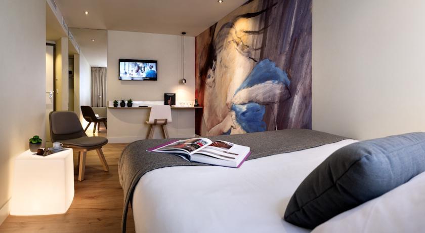 hotell Pariisis
