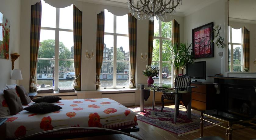 hotell Amsterdamis