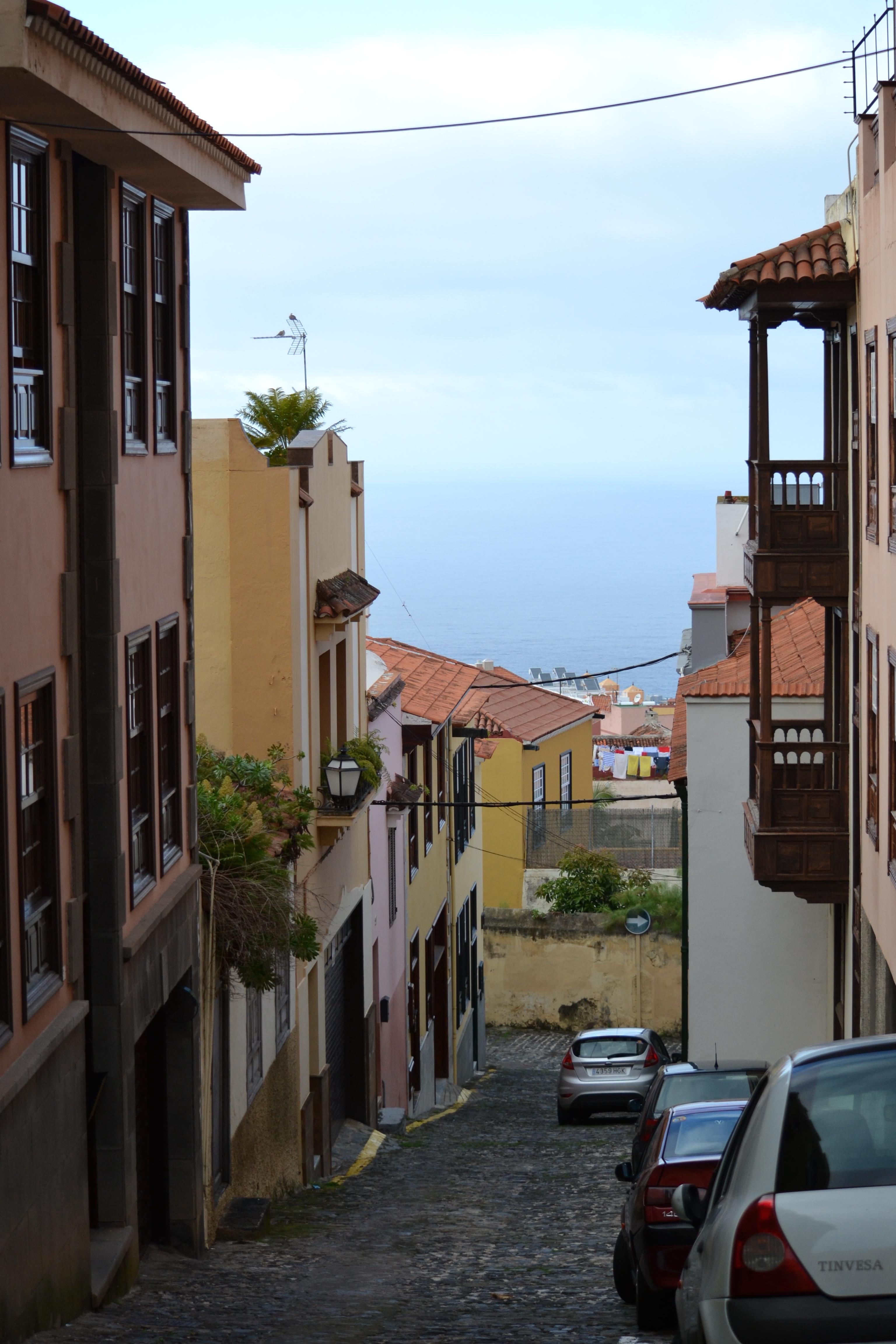 Tenerife mägiküla