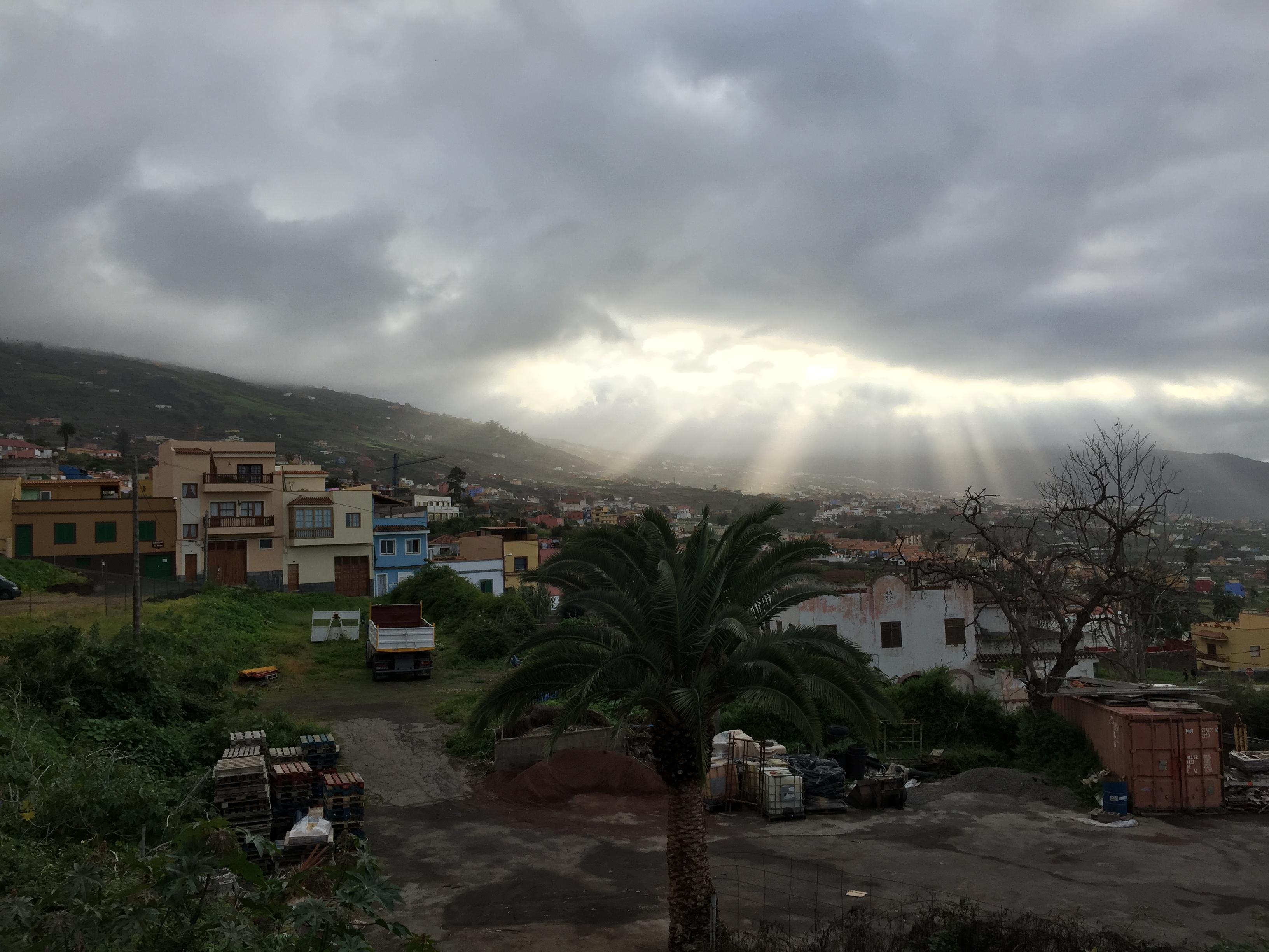Tenerife mägikülad