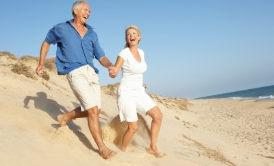 õnnelik pensionielu