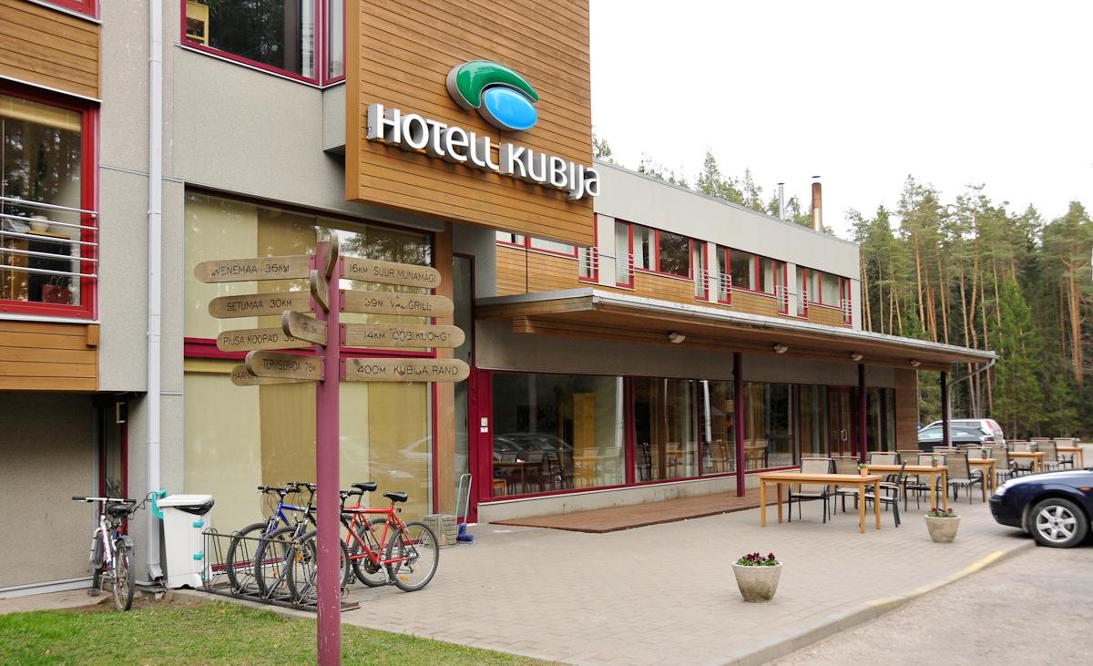 Parimad spaahotellid - Kubija hotell-loodusspaa