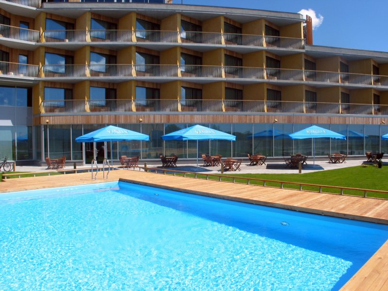 Parimad spaahotellid - Georg Ots Spa hotell