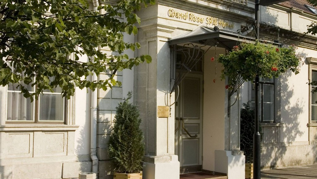 Parimad spaahotellid - Grand Rose SPA Hotel