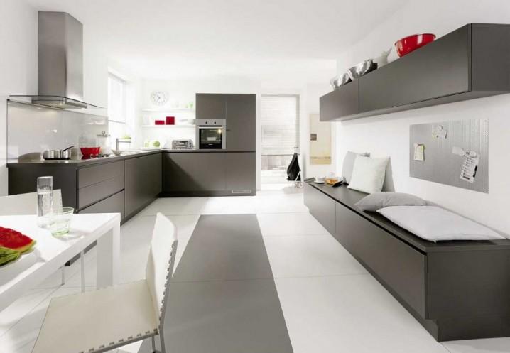 Hall värv köögis