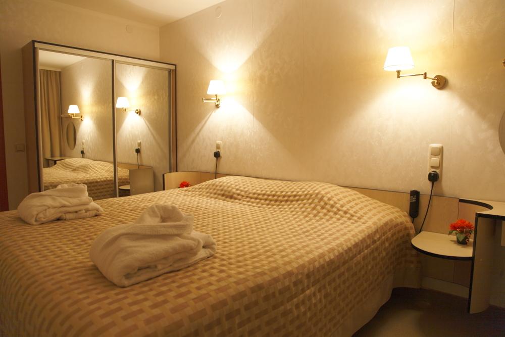 Kubija hotell-loodusspaa, sviit