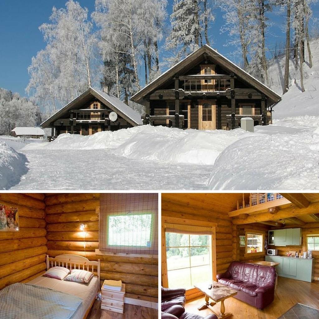 Majutus Otepääl - Nuustaku Guesthouse