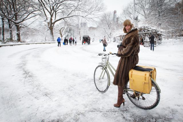 Talvine rattasõit