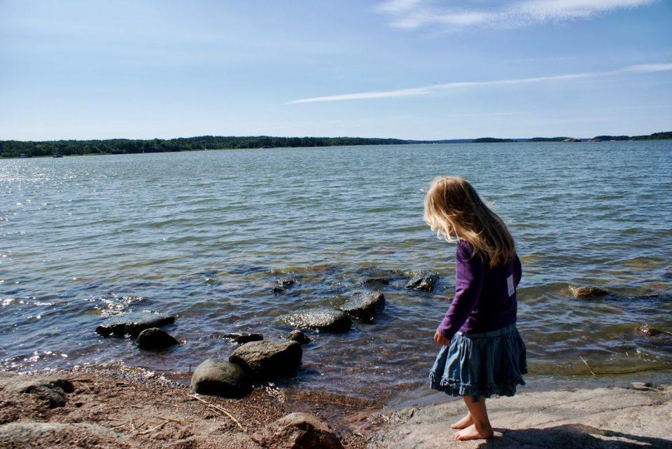 Lastega Soome puhkama suvel
