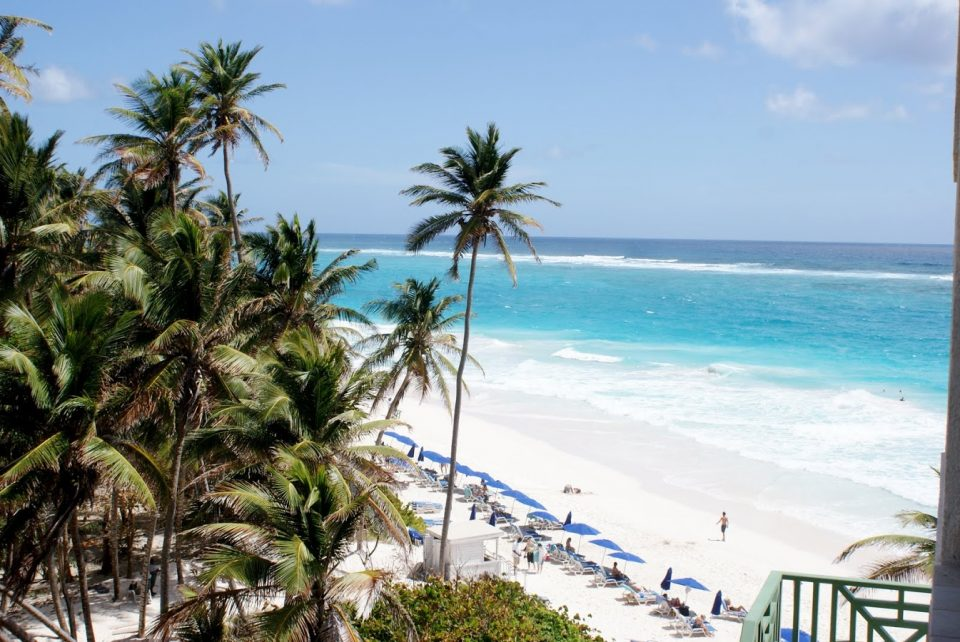 Perega Kariibi mere saartele puhkama