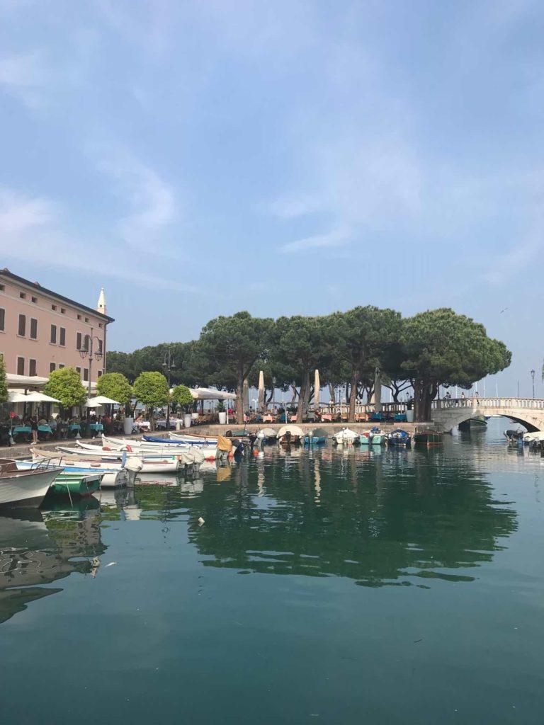 Pohja Itaalia Como ja Garda Deselzano del Garda