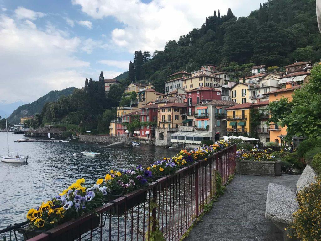 Varenna vaatamisvaarsused Pohja Itaalia Como