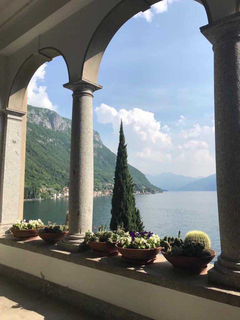 Varenna vaatamisvaarsused Pohja Itaalia Como Garda