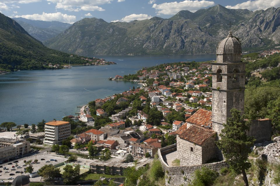 suvepuhkus lastega idee Montenegro 2017