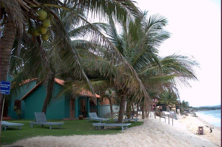 Vietnami majutus bungalow