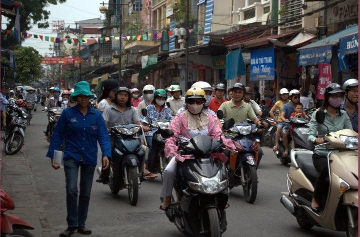 liiklus vietnamis