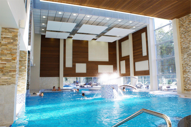 Hotelliveeb.ee spa pakett Noorus Spa Hotel Narva Joesuus bassein