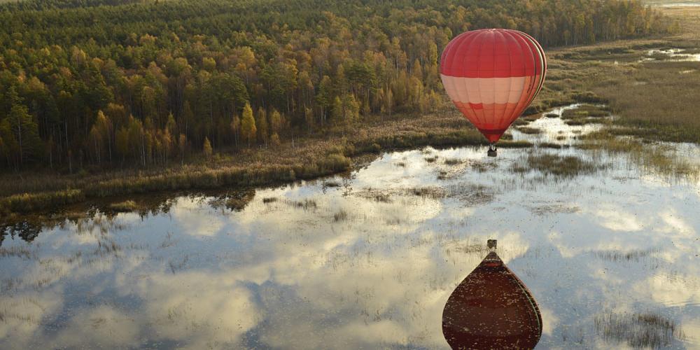 Puhka Eestis Lennuklubi Keelutsoon