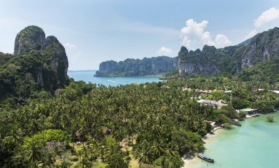 Railay rand Krabi