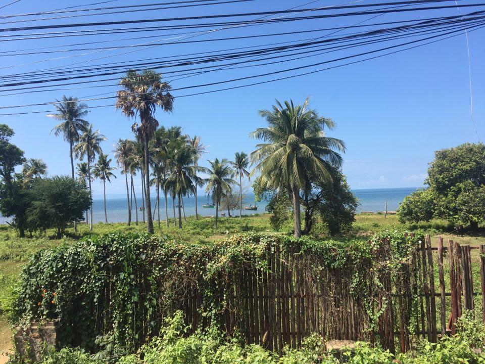 Kep väikelinn Kambodžas