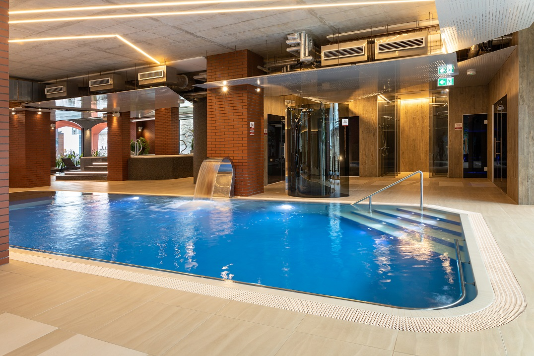 Hotell Metropol Spa